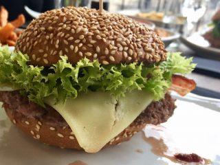 The BurgerBar bei burgerfight
