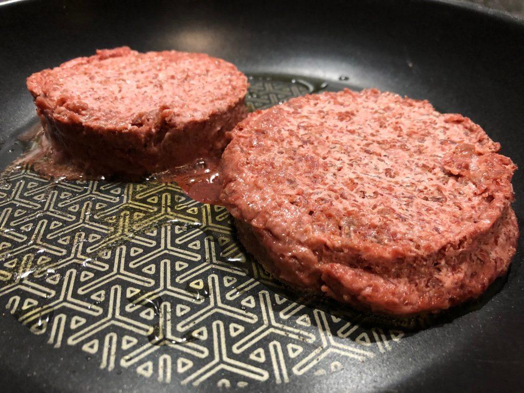 Beyond Burger in der Pfanne:: Yummie!