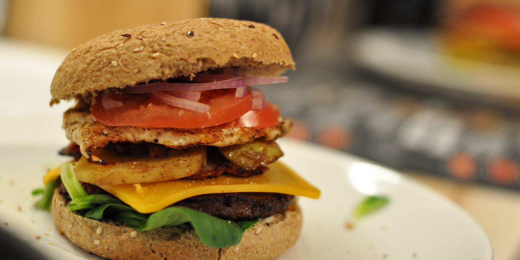 burger patties selber machen rind