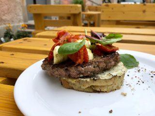 Café Outback bei burgerfight
